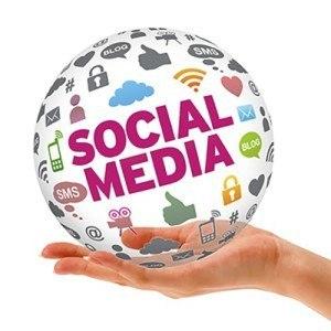 esfera de social media