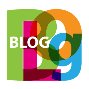 Iniciales del blog blogging