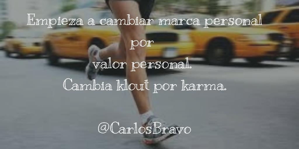 Carlos Bravo Karma