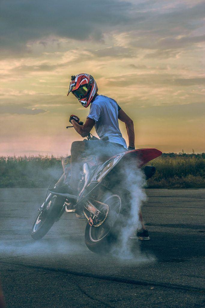 Motocross y la gestión de marca